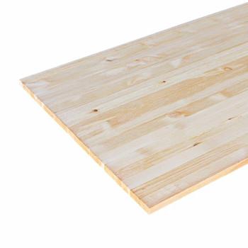 Щит мебельный 18х600х2500 мм (сорт АВ)