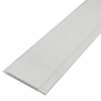 Вагонка П-10 белая матовая, 3м