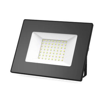 Прожектор светодиодный 50Вт 6500K IP65 черный