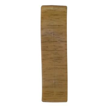 Угол стыковочный Т-пласт (016, Пестрое дерево, текстурированный)
