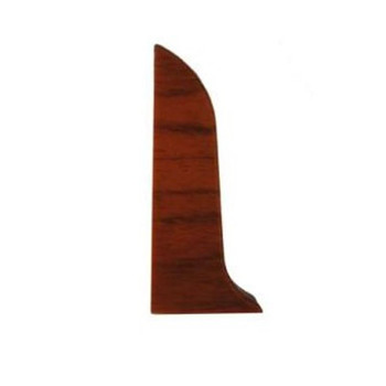 Заглушка Т-пласт (047, Вишня натуральная, левая, текстурированная)