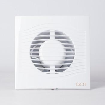 Вентилятор D100 Diciti Slim 4 вытяжной