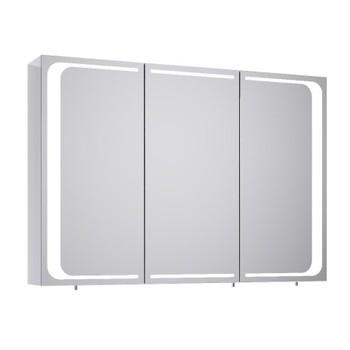 Зеркало Aqwella 5 Stars Milan 100 Белый (Mil.04.10)