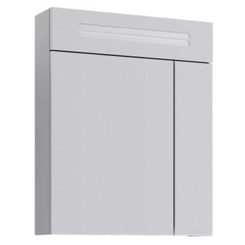 Зеркальный шкаф Aqwella Нео 60 Белый (Neo.04.06)