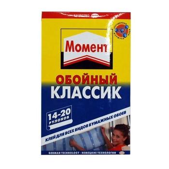 Клей обойный Момент Классик (Henkel), 200гр