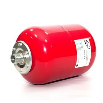 Бак расширительный Eterna V008 (вертикальный красный)