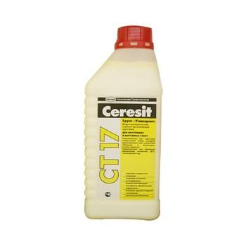 Грунтовка Ceresit CT17, 1л