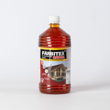 Олифа FARBITEX осветленная, 1 л