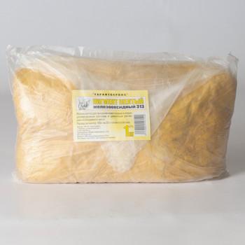 Пигмент железоокисный желтый, 1кг
