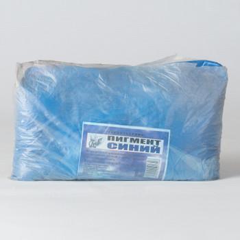 Пигмент железоокисный синий, 1кг