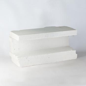 Блок газобетонный U-образный Поревит D500 625x250x300 мм