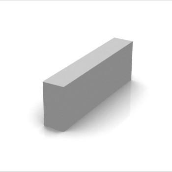 Блок газобетонный 80х250х625мм, D500, Твинблок, г.Березовский