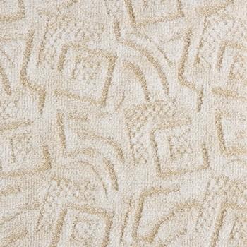 Покрытие ковровое Shape 31, 4 м, бежевый, 100% PA