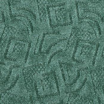 Покрытие ковровое Shape 25, 5 м, зеленый, 100% PA