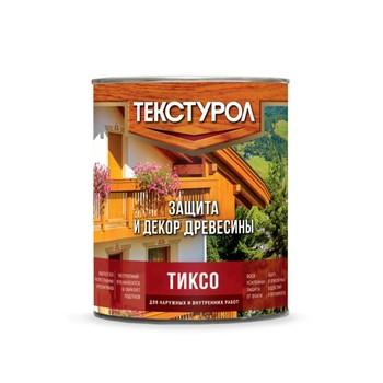 Средство для защиты древесины Текстурол Калужница, 1 л