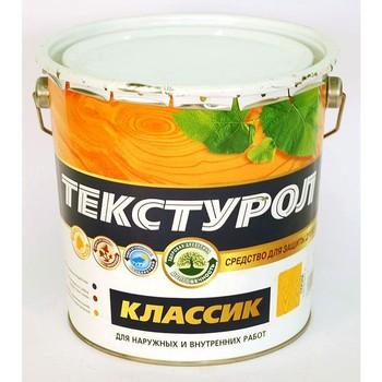 Средство для защиты древесины Текстурол Калужница, 3 л