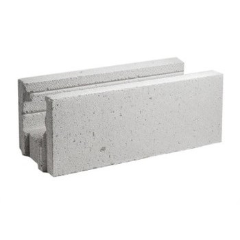 Блок газобетонный 200х250х625мм, D500, U-образный, Поревит, г.Ялуторовск