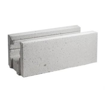 Блок газобетонный U-образный Поревит 625х250х200 мм, D500