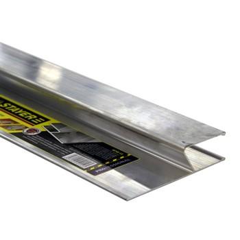Правило h-образный профиль, 2,5 м, аллюминиевое STAYER
