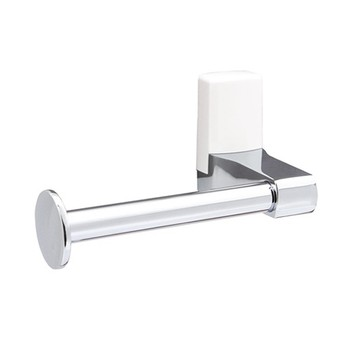 Держатель туалетной бумаги WasserKraft Leine К-5096WHITE
