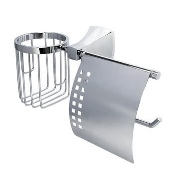 Держатель туалетной бумаги и освежителя WasserKraft Wern К-2559