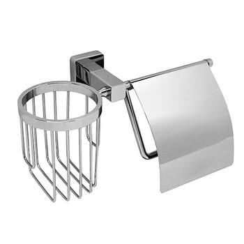 Держатель туалетной бумаги и освежителя WasserKraft Lippe К-6559