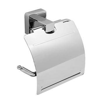 Держатель туалетной бумаги WasserKraft Lippe К-6525 с крышкой
