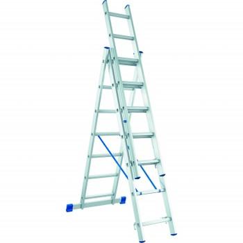 Лестница RUSSIA 3 секции 10 ступеней