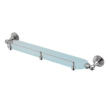 Полка стеклянная WasserKraft Ammer К-7024