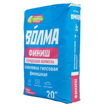 Шпаклевка гипсовая Волма Финиш 20 кг