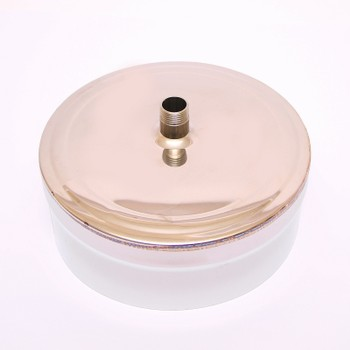 Конденсатоотвод для трубы (430/0,5мм) ф197 внутренняя