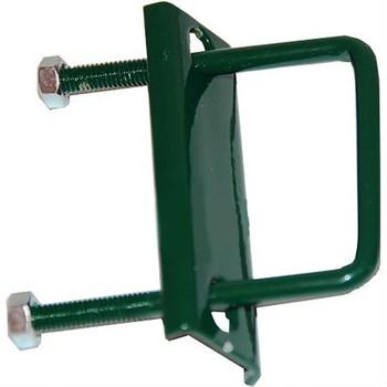 Хомут для сварной сетки 40х40 мм зеленый (комплект - 3 шт)