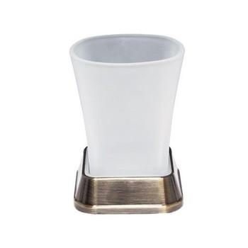 Стакан стеклянный WasserKraft Exter K-5528