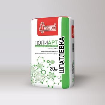 Шпатлевка полимерная Старатели Полиарт 20кг