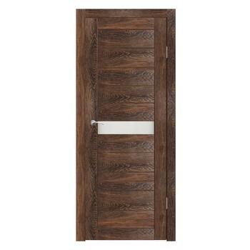 Дверное полотно Синержи Примо, Виски, ПДО 600Х2000ММ