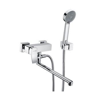 Смеситель для ванны WasserKraft Aller 1062L