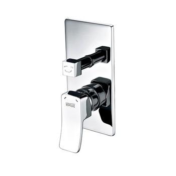 Смеситель для ванны WasserKraft Aller 10641