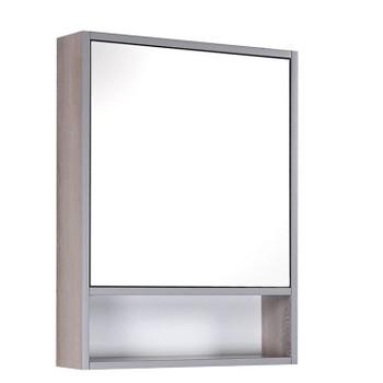 Зеркальный шкаф Onika Натали 50 Ясень правый (205013)