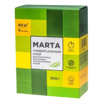 Клей обойный MARTA , 300гр