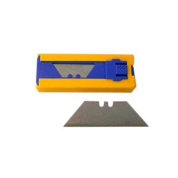 Лезвие трапеция (футляр 5шт. /0,5 мм толщ)