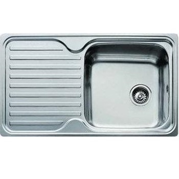 Мойка кухонная Teka CLASSIC 1B 1D 86x50 см микротекстура (10119057)