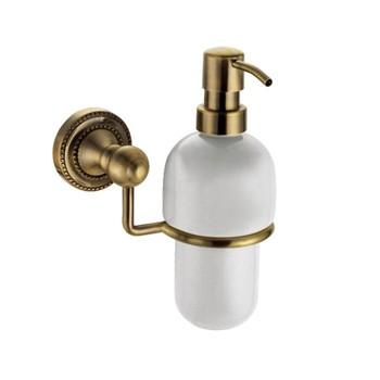 Дозатор для жидкого мыла Fixsen Antik FX-61112 стеклянный