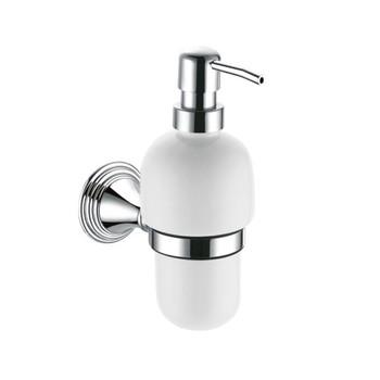Дозатор для жидкого мыла Fixsen Best FX-71612 стеклянный