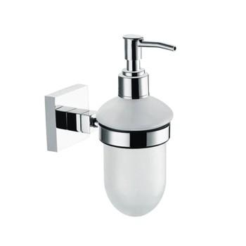 Дозатор для жидкого мыла Fixsen Metra FX-11112 стеклянный
