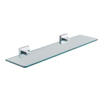 Полка стеклянная Fixsen Metra FX-11103