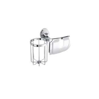 Держатель туалетной бумаги и освежителя Fixsen Europa FX-21809+10