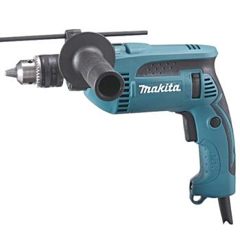 Дрель ударная Makita HP1640 (650Вт, 16мм, 2800об/мин)