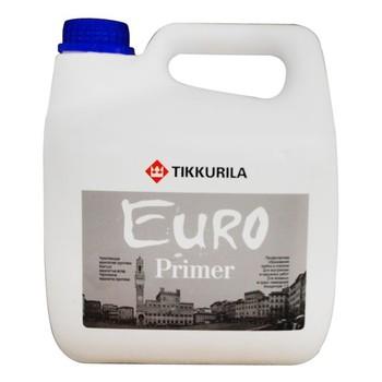 Грунтовка Евро Праймер, 3л