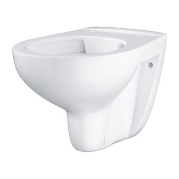 Унитаз подвесной Grohe Bau Ceramic 39427000 безободковый