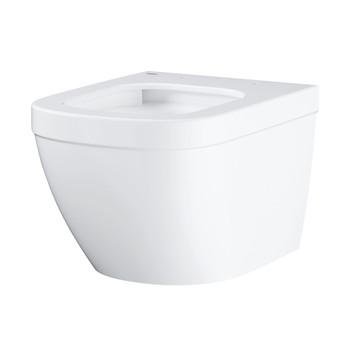 Унитаз подвесной Grohe Euro Ceramic 3920600H безободковый с гигиеническим покрытием